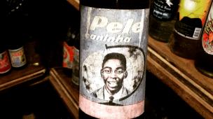 Cachaça Pelé