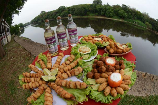 peixe e cachaça - festivais