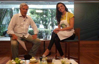 Rainha da Caipirinha agora é colunista do Brasil no Copo!