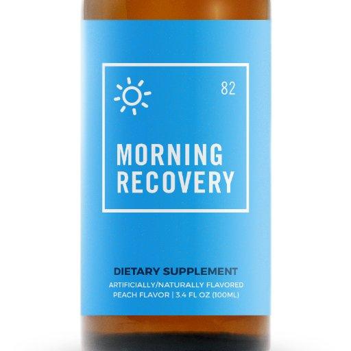 Morning Recovery cura ressaca