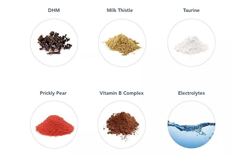 ervas e ingredientes cura ressaca