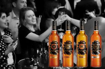 Cachaça 51 lança novos rótulos especiais para fazer drink