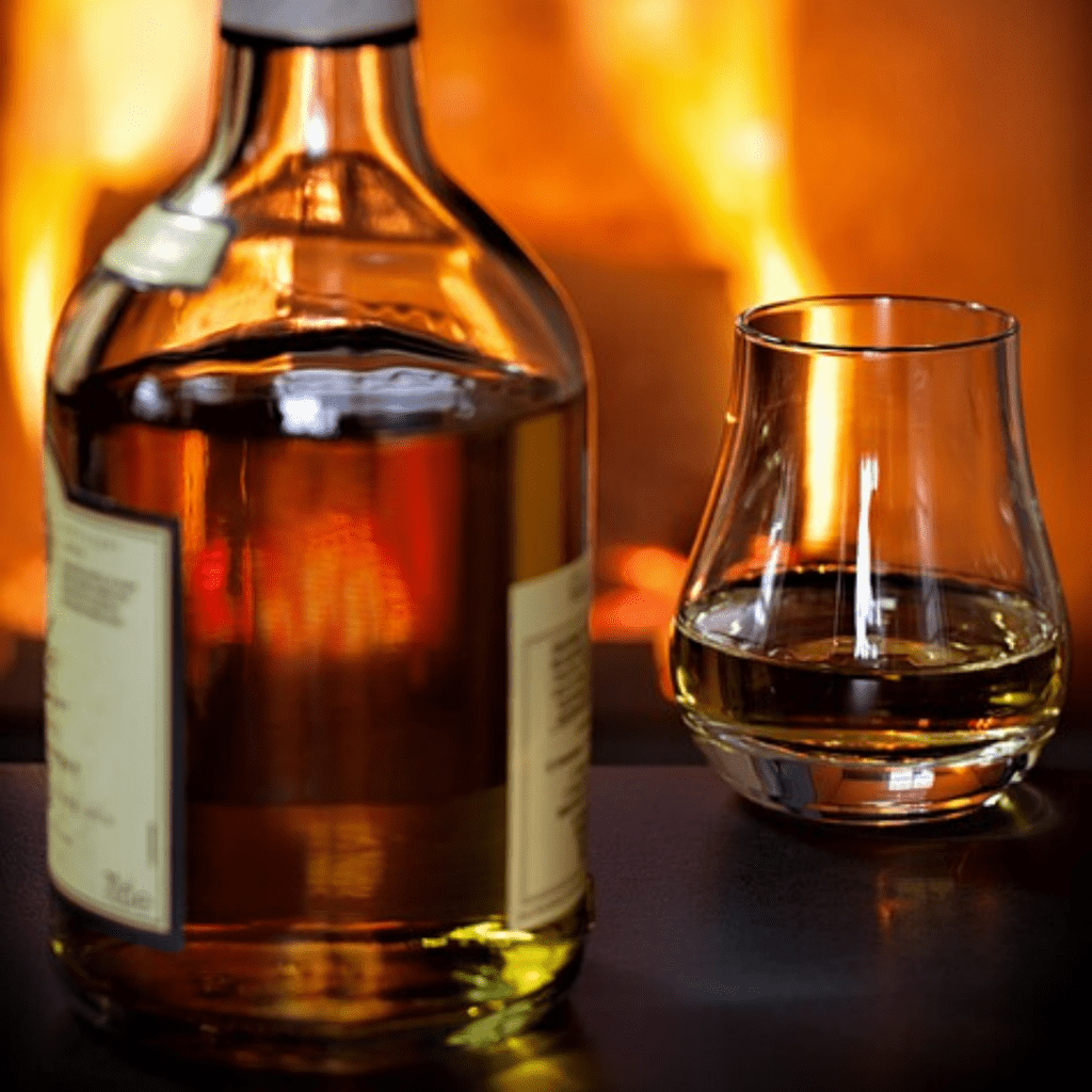 Motivos para você beber whisky: whisky relaxa