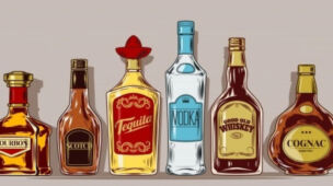 Como ter uma marca de bebida destilada